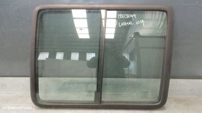 Vidro Porta Trás Esquerdo Fiat Doblo Veículo Multiuso (119_, 223_)