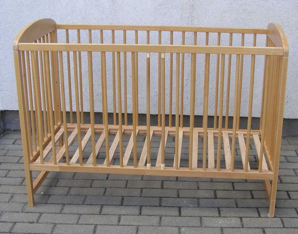 Łóżko dziecięce 120 x 60 cm
