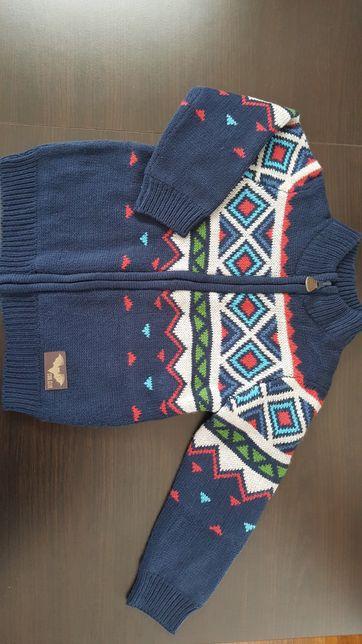 Sweter cool club r.98