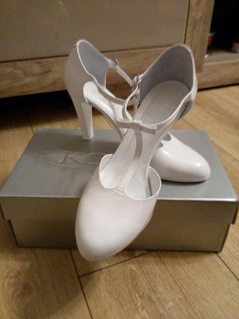 Buty ślubne KOTYL model 5871