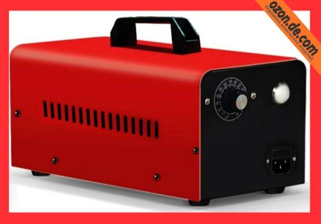 Озонатор ионизатор 48 грамм озона в час реактор керамика