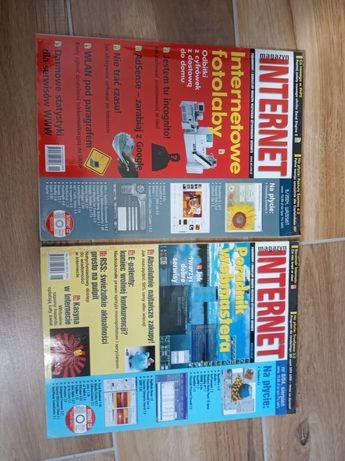 Czasopisma komputerowe Internet www PC format 1999/2004