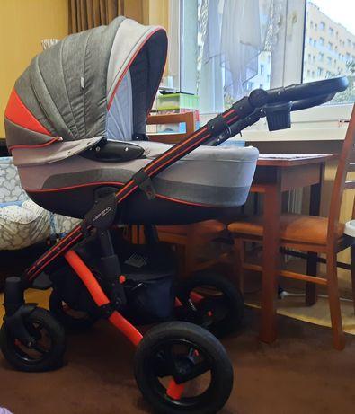 Wózek 3w1 Adamex Aspena GRAND PRIX