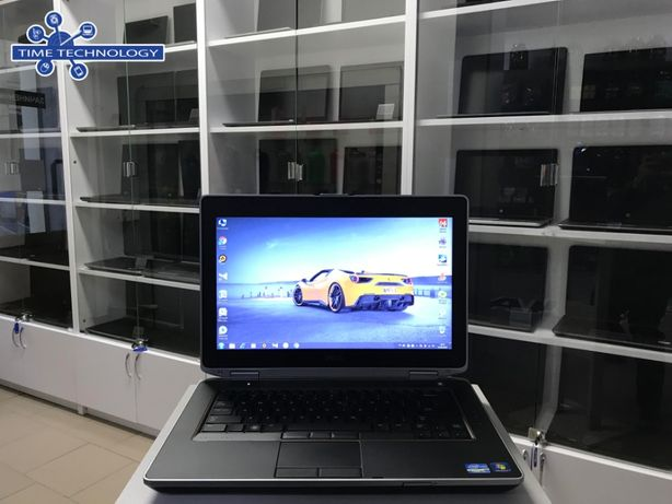 Ноутбук Dell Latitude E6420 з Європи [Core i5] [МЕТАЛ] на Куліша 22