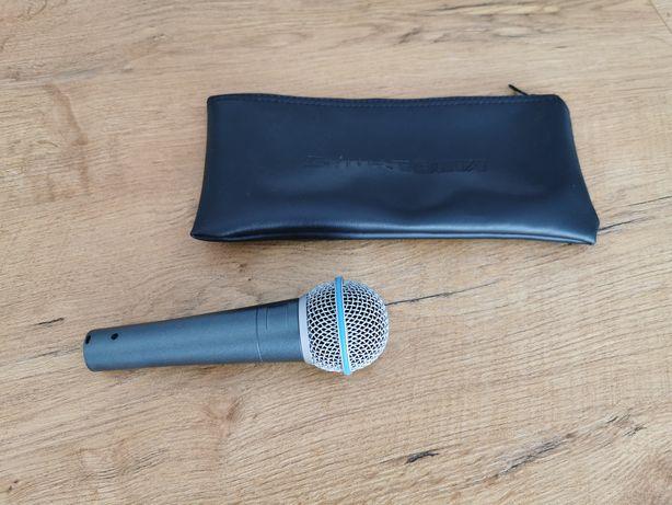 Mikrofon shure beta 58a ideał- oryginalny. W cenie wysyłka.