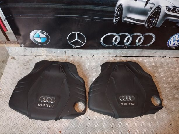 Audi a6 c7 pokrywa silnika 3.0tdi v6