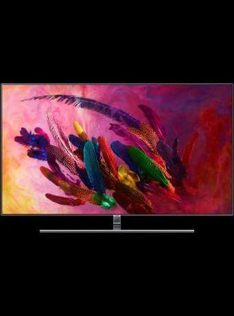 Телевизор 55 дюймов Samsung  QE55Q7FNAUXUA