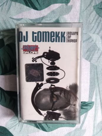 Kaseta hip hop DJ Tomekk return of hip hop
