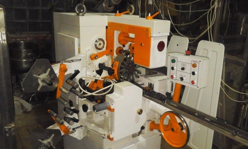Заверточные автоматы NAGEMA EU-7,5,3 ; кондитерское оборудование Днепр - изображение 1