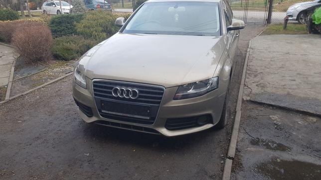 Audi A4 B8 Na czesci