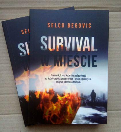 Survival w mieście. Sekrety przetrwania - nowa książka - poradnik