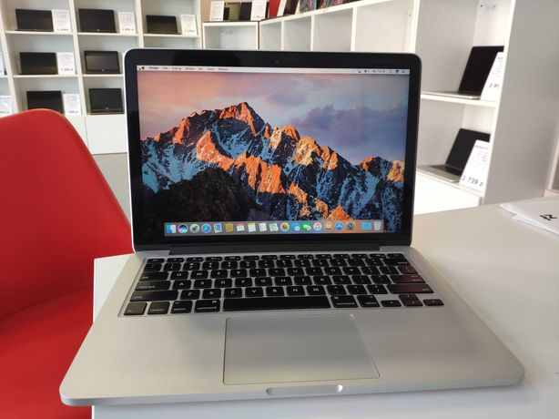 Apple MacBook Pro A1502 i5 8GB Dysk SSD 2560x1600 GW12 FV23% Legalnie