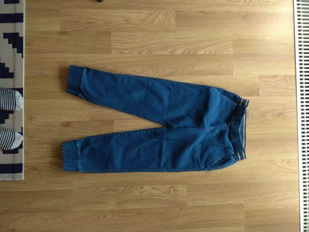 Spodnie grube dżinsy Endo 134