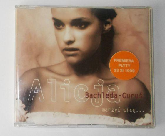 Alicja Bachleda-Curuś Marzyć Chcę CD (1999)