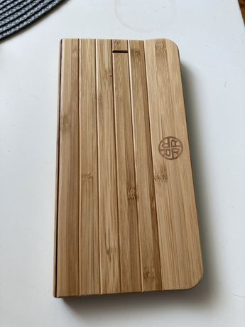 Piękne etui drewno bambus Iphone 8 PLUS