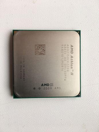 Центральный процессор AMD Athlon II 215 + кулер с радиатором