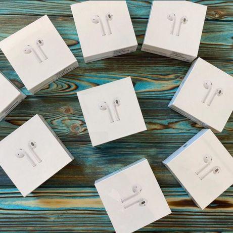 МАГАЗИН Оригинальные наушники AirPods 2 WCC для iPhone 5 6 7 8 X 11 12