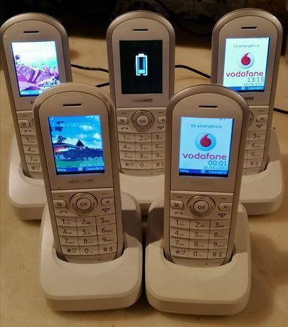 Telefones sem fios Vodafone Huawei