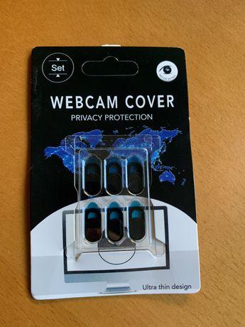 Pack de 6 Webcam Covers/ Tapa Câmara