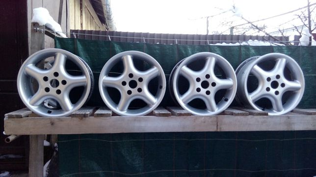 Диски Титани R15, 5x110, Opel/Germany, ET35, 7jx15H2