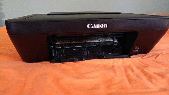 Impressora com scanner Canon Pixma MG2550S com problemas
