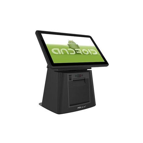 Сенсорный POS-терминал со встроенным чековым принтером