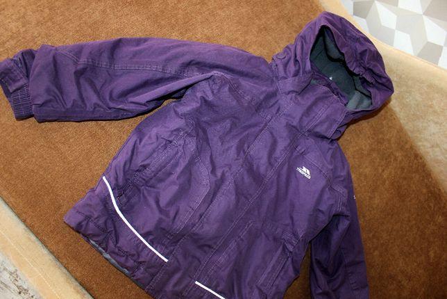 Куртка демисезонная Trespass на 3-4 года