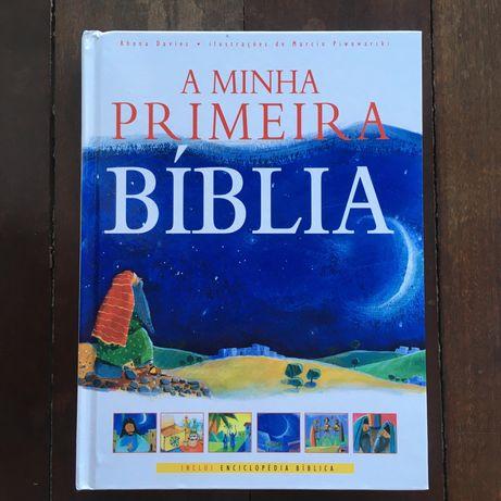A Minha Primeira Bíblia: album ilustrado (pvp 24,90)