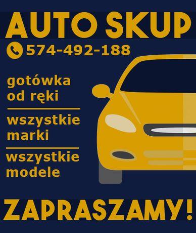 Skup aut Auto skup Najlepiej płacę! Do 100.000 tys zł