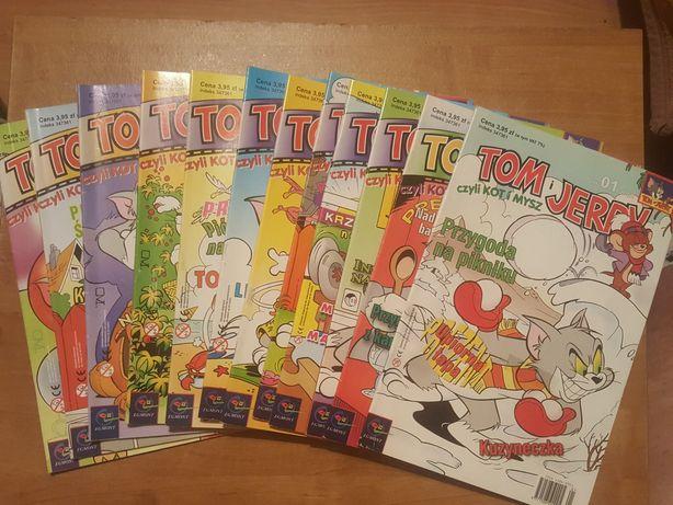 Tom & Jerry. Pełny rocznik 2002. Komiks.