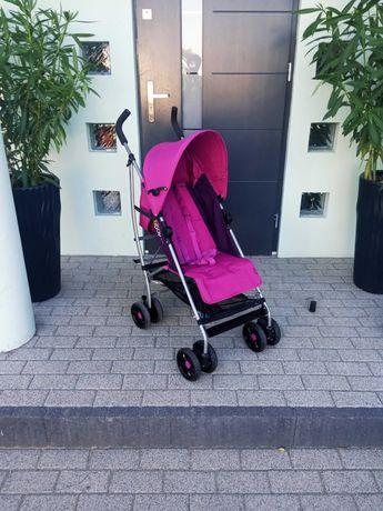 Wózek spacerowy spacerówka parasolka mamas &papas