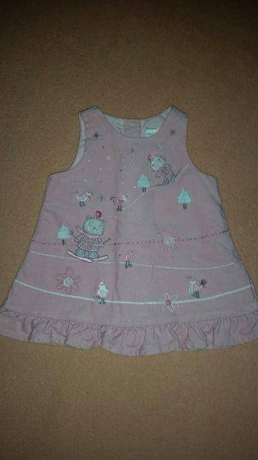 Sukienka sukieneczka princeska