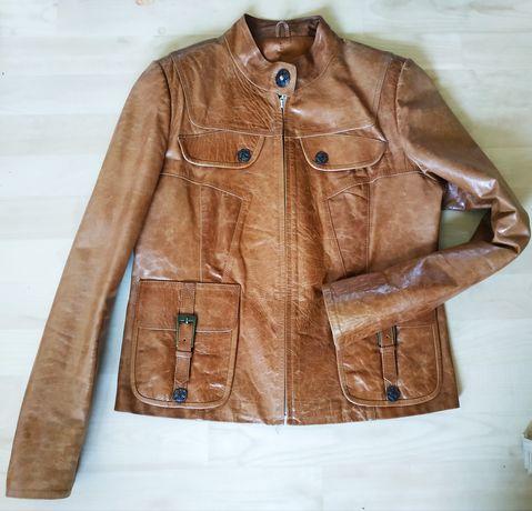 Куртка кожаная Турция