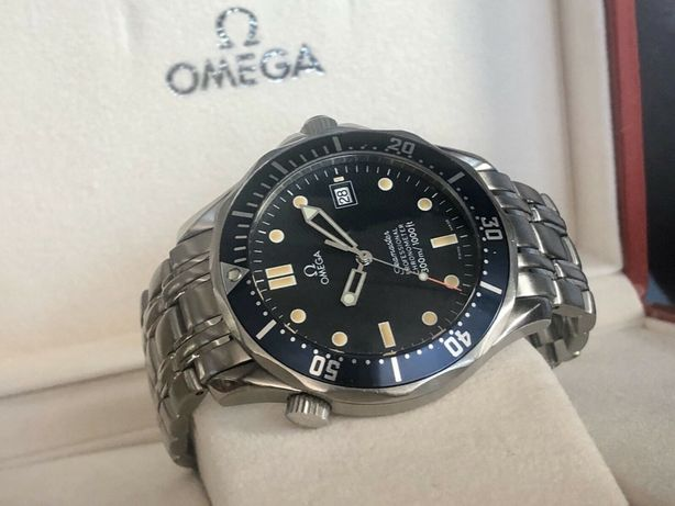 Omega-Seamaster-300-Pierce-Brosnan-30 męski zegarek James bond 007