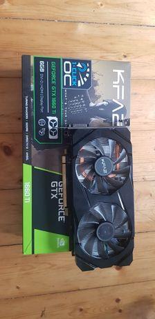 Karta graficzna GeForce GTX 1660 TI 1-click oc 6GB DDR6
