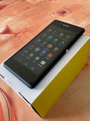 Sony Xperia E3 czarny jak nowy