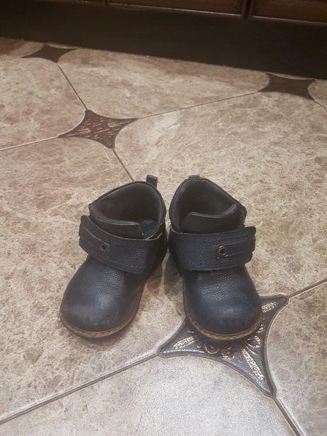 Детские демисизонные ботинки 22