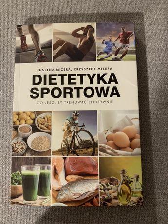 """Książka """"dietetyka sportowa"""""""