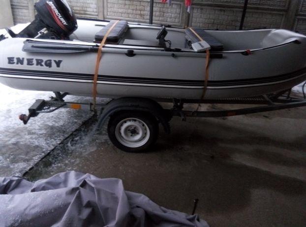 Лодка резиновая с мотором. Срочно!!!