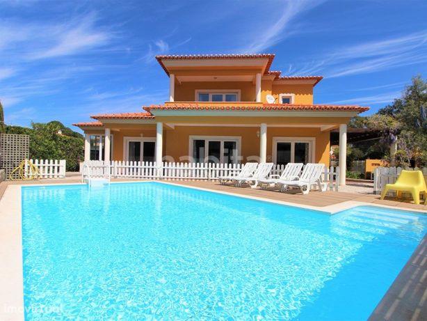Moradia T4 com piscina Praia D'El Rey