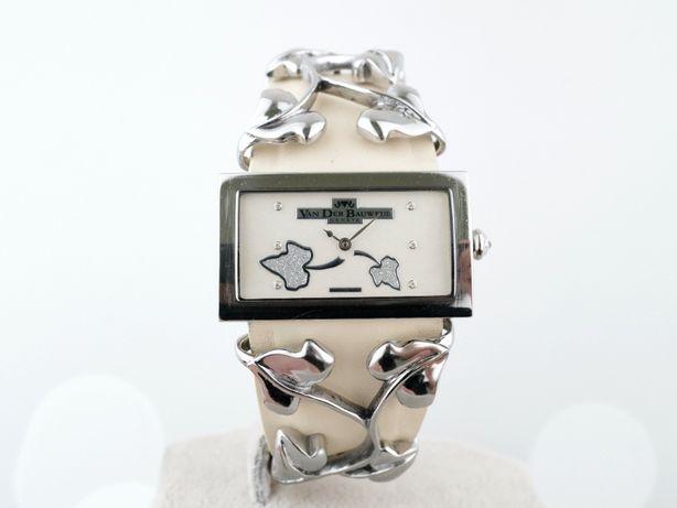 Женские бу часы Van Der Bauwede Ivy 22 x 38 мм