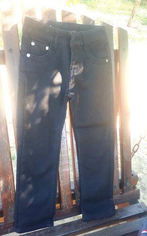 Джинсы на флисе рост 104-110см