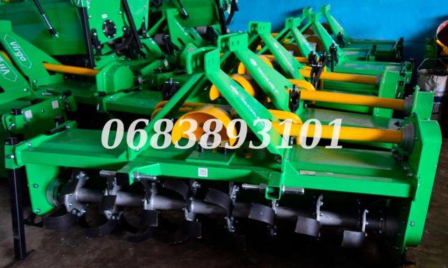 Грунтофреза 2,0 м + кардан фреза для трактора Бомет U540/2 почвофреза