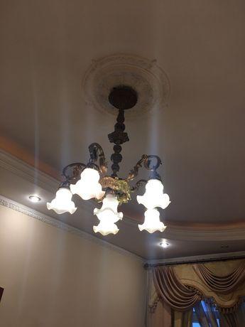 Продам антикварний світильник