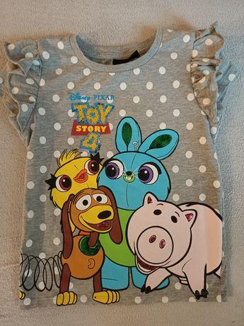 Koszulka dziecięca toy story 4 Disney