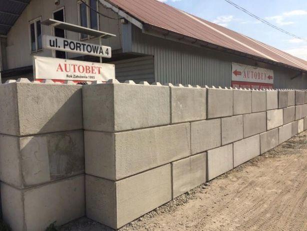 Betonowe Lego - Producent -Autobet -Mur Bloki Bloczek Ściana Blok C37