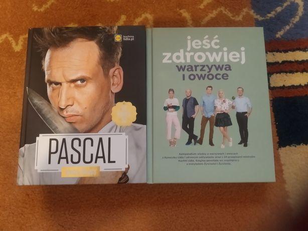Dwie  Książki  Lidla.