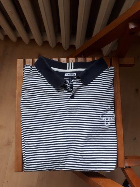 Koszulka polo Adidas Climalite L