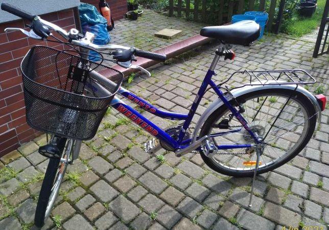 Rower damski (damka)