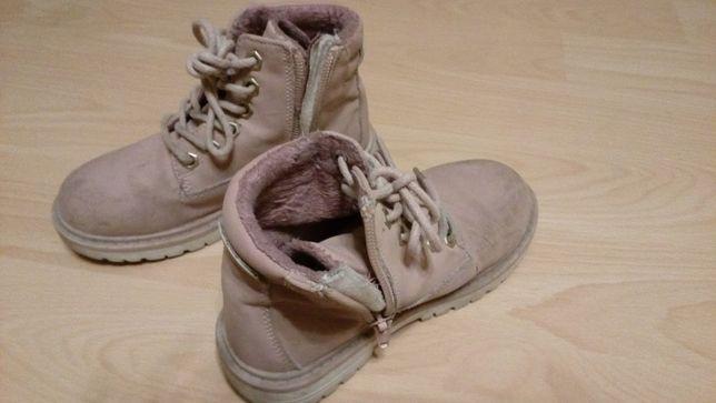 Buty jesienne Lidl dla dziewczynki rozmiar 27
